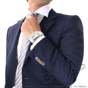 フレデリックコンスタント クラシック カレ ハートビート クロコレザー 腕時計 メンズ FREDERIQUE CONSTANT 315MSB4C26-W