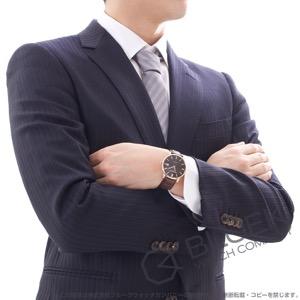 フレデリックコンスタント スリムライン RG金無垢 アリゲーターレザー 腕時計 メンズ FREDERIQUE CONSTANT 316C5B9