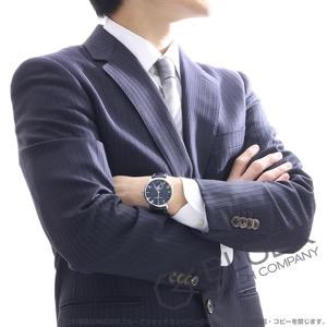 フレデリックコンスタント マニュファクチュール スリムライン ムーンフェイズ アリゲーターレザー 腕時計 メンズ FREDERIQUE CONSTANT 705NR4S6
