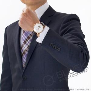フレデリックコンスタント マニュファクチュール スリムライン ムーンフェイズ アリゲーターレザー 腕時計 メンズ FREDERIQUE CONSTANT 705V4S4