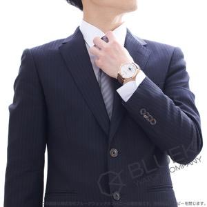 フレデリックコンスタント マニュファクチュール スリムライン ムーンフェイズ RG金無垢 アリゲーターレザー 腕時計 メンズ FREDERIQUE CONSTANT 705V4S9
