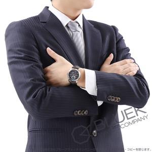 フレデリックコンスタント ハイブリッド マニュファクチュール 世界限定888本 アリゲーターレザー 腕時計 メンズ FREDERIQUE CONSTANT 750DG4H6