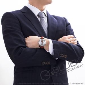 フレデリックコンスタント マニュファクチュール ハートビート ムーンフェイズ アリゲーターレザー 世界限定1888本 腕時計 メンズ FREDERIQUE CONSTANT 935MC4H6