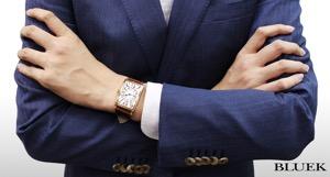 フランクミュラー ロングアイランド レリーフ PG金無垢 クロコレザー 腕時計 メンズ FRANCK MULLER 1000 SC