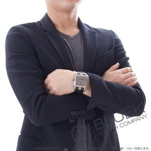フランクミュラー コンキスタドール コルテス グランプリ 腕時計 メンズ FRANCK MULLER 10800SC DT GPG TT TT[FM10800SCTIGYRUBK]
