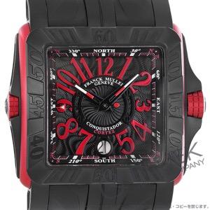フランクミュラー コンキスタドール コルテス グランプリ 腕時計 メンズ FRANCK MULLER 10800 SC DT GPG TT NR ERG[FM10800SCTIRDBKRUBK]