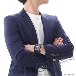 フランクミュラー コンキスタドール コルテス グランプリ 腕時計 メンズ FRANCK MULLER 10800 SC DT GPG TT NR TT[FM10800SCTISLRUBK]