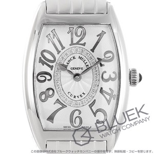フランクミュラー トノーカーベックス レリーフ ダイヤ 腕時計 レディース FRANCK MULLER 1752 B QZ REL CD 1R[FM1752QZ1RDSSSL]
