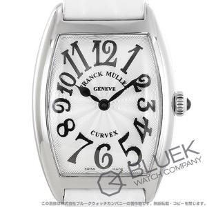 フランクミュラー トノーカーベックス クロコレザー 腕時計 レディース FRANCK MULLER 1752 B QZ[FM1752QZSSSLLZWH]