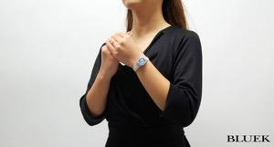 フランクミュラー ハイジュエリーポップ ダイヤ WG金無垢 クロコレザー 腕時計 レディース FRANCK MULLER 2250 QZ HJ
