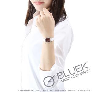 フランクミュラー トノーカーベックス インターミディエ クロコレザー 腕時計 レディース FRANCK MULLER 2252 QZ