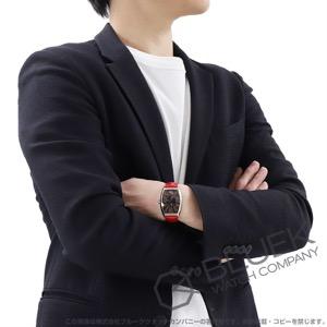 フランクミュラー カサブランカ サハラ クロコレザー 腕時計 メンズ FRANCK MULLER 5850 H CASA SHR[FM5850SCCASHRSSBKLZRDCR]