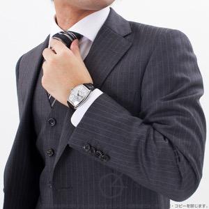 フランクミュラー カサブランカ クロコレザー 腕時計 メンズ FRANCK MULLER 5850 H C[FM5850SCCASSWHLZBK]