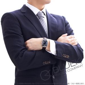 フランクミュラー カサブランカ クロコレザー 腕時計 メンズ FRANCK MULLER 6850 B C CASABLANCA