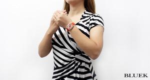 フランクミュラー トノーカーベックス クロノメトロ ダイヤ WG金無垢 クロコレザー 腕時計 レディース FRANCK MULLER 7502 QZ D CHRONOMETORO