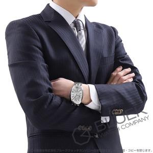 フランクミュラー トノーカーベックス レリーフ 腕時計 メンズ FRANCK MULLER 8880 SC DT REL[FM8880SCPLSSSLR]
