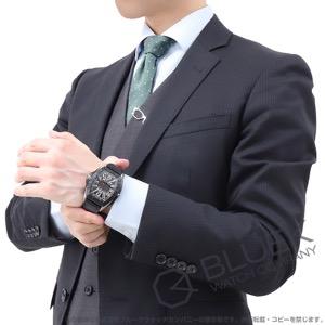 フランクミュラー コンキスタドール グランプリ クロコレザー 腕時計 メンズ FRANCK MULLER 8900 SC DT GPG[FM8900SCTIBKLZBK]