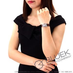 フランクミュラー ロングアイランド マジックカラー クロコレザー 腕時計 レディース FRANCK MULLER 902 QZ MAG COL