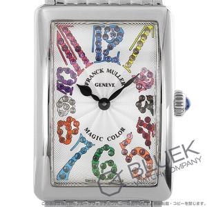 フランクミュラー ロングアイランド マジックカラー 腕時計 レディース FRANCK MULLER 902 QZ MAG COL[FM902QZCOSSSL]