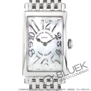 フランクミュラー ロングアイランド レリーフ 腕時計 レディース FRANCK MULLER 902 QZ REL MOP