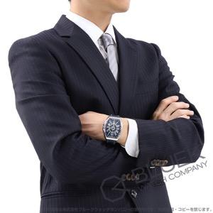 フランクミュラー ヴァンガード ヨッティング 腕時計 メンズ FRANCK MULLER V 41 SC DT AC BL YACHTING