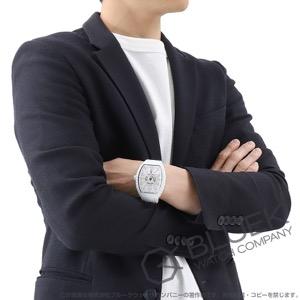 フランクミュラー ヴァンガード バックスイング 腕時計 メンズ FRANCK MULLER V45 SC DT GOLF TT BC BC[FMV45SCBSTIWHLZWH]