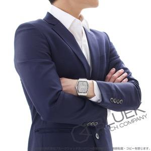 フランクミュラー ヴァンガード アイアンコブラ 腕時計 メンズ FRANCK MULLER V 45 SC DT AC NR IRON COBRA[FMV45SCICSSSLLZBK]