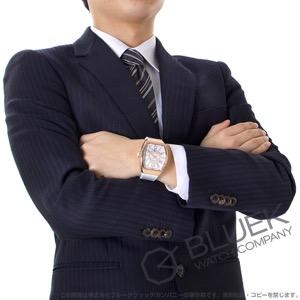 フランクミュラー ヴァンガード PG金無垢 クロコレザー 腕時計 メンズ FRANCK MULLER V 45 SC DT 5N BC