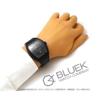 フランクミュラー ヴァンガード クロコレザー 腕時計 メンズ FRANCK MULLER V 45 SC DT