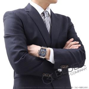 フランクミュラー ヴァンガード ヨッティング 腕時計 メンズ FRANCK MULLER V 45 SC DT 5N YACHTING[FMV45SCYTPGBLRUBL]