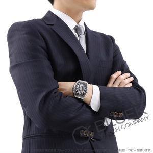 フランクミュラー ヴァンガード ヨッティング 腕時計 メンズ FRANCK MULLER V45 SC DT AC NR YACHTING[FMV45SCYTSSBKHYBK]