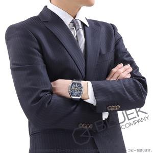 フランクミュラー ヴァンガード ヨッティング 腕時計 メンズ FRANCK MULLER V45 SC DT AC 5N YACHTING STG[FMV45SCYTSSPGBLRUBL]
