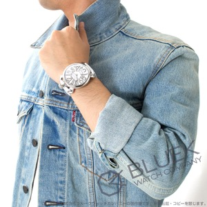 ガガミラノ マヌアーレ48MM 腕時計 メンズ GaGa MILANO 5010.10S
