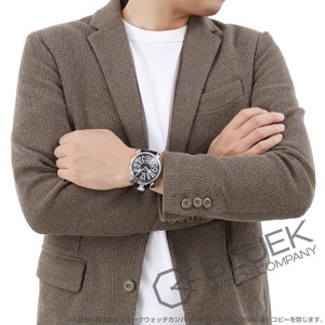 ガガミラノ マヌアーレ48MM 腕時計 メンズ GaGa MILANO 5010.04S