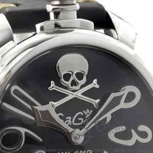 ガガミラノ マヌアーレ48MM アートコレクション 腕時計 メンズ GaGa MILANO 5010ART.02S