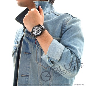 ガガミラノ マヌアーレ48MM モザイク 腕時計 メンズ GaGa MILANO 5012.MOSAICO1S