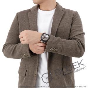 ガガミラノ マヌアーレ48MM 世界限定500本 コーデュラレザー 腕時計 メンズ GaGa MILANO 5016.9