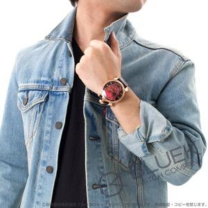 ガガミラノ マヌアーレ48MM バイオニックスカル 世界限定500本 腕時計 メンズ GaGa MILANO 5061.03S