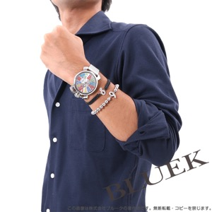 ガガミラノ スリム46MM 腕時計 メンズ GaGa MILANO 5080.1