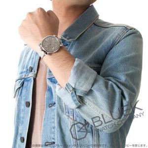 ガガミラノ マヌアーレ シン46MM リザードレザー 腕時計 ユニセックス GaGa MILANO 5090.08