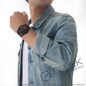 ガガミラノ マヌアーレ シン46MM リザードレザー 腕時計 ユニセックス GaGa MILANO 5092.01