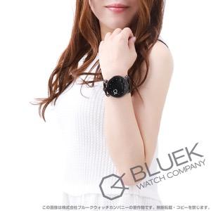ガガミラノ マヌアーレ シン46MM 世界限定110本 10周年記念モデル ダイヤ リザードレザー 腕時計 ユニセックス GaGa MILANO 5092.D