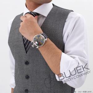 ガガミラノ マヌアーレ48MM ミラー 世界限定500本 腕時計 メンズ GaGa MILANO 5210.MIR.02S