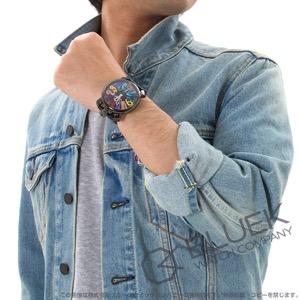 ガガミラノ マヌアーレ48MM ミラー 世界限定500本 腕時計 メンズ GaGa MILANO 5213.MIR.01S