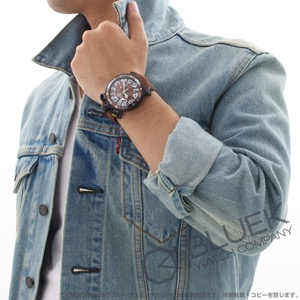 ガガミラノ クロノ48MM クロノグラフ 腕時計 メンズ GaGa MILANO 6054.5