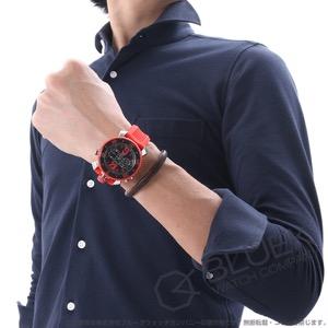 ガガミラノ クロノ スポーツ45MM クロノグラフ 腕時計 メンズ GaGa MILANO 7010.05