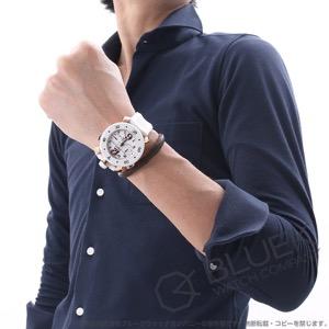 ガガミラノ クロノ スポーツ45MM クロノグラフ 腕時計 メンズ GaGa MILANO 7011.05