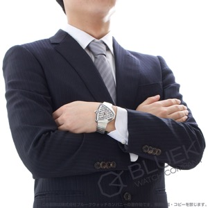 ハミルトン ベンチュラ エルヴィス80 スケルトン 腕時計 メンズ HAMILTON H24555181
