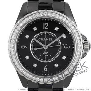 シャネル J12 ダイヤ 腕時計 ユニセックス CHANEL H3109