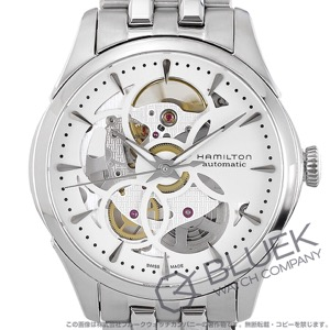 ハミルトン ジャズマスター ビューマチック スケルトン レディ 腕時計 レディース HAMILTON H32405111